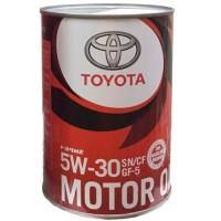 Toyota Motor Oil SN/GF-5 5W30, 1 л