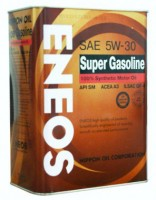 Eneos Super Gasoline API SM/ILSAC GF-4 5W-30 (1л)