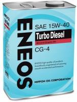 Eneos Turbo Diesel API CG-4 15W40 (4л)