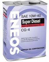 Фото 1 - Eneos Turbo Diesel API CG-4 10W40 (4л)