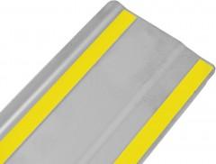 Фото 4 - Накладки на пороги для Suzuki SX4 '13- (Standart)