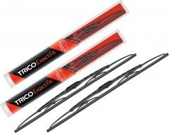 Щетки стеклоочистителя каркасные Trico ExactFit 400 и 400 мм. (набор)