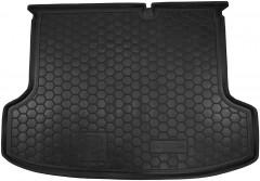 Коврик в багажник для Kia Rio '05-11 седан, резиновый (AVTO-Gumm)