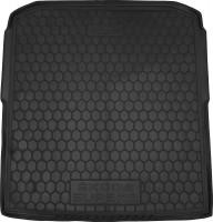 Коврик в багажник для Skoda Superb '15-, универсал, резиновый (AVTO-Gumm)
