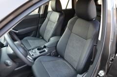Авточехлы Leather Style для Mazda CX-5 '15-17, комплектации Touring и Premium (MW Brothers)