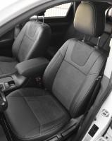 Авточехлы Leather Style для салона Kia Sorento '10-15 (MW Brothers)