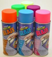 Фото 3 - Жидкая резина Plasti Dip Blaze фиолетовый 311 мл. (Performix)