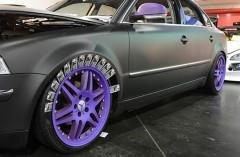 Фото 2 - Жидкая резина Plasti Dip Blaze фиолетовый 311 мл. (Performix)