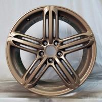 Фото 2 - Жидкая резина Plasti Dip True Metalic винтажное золото 311 мл. (Performix)