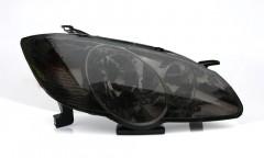 Чёрная защитная плёнка для тонирования оптики КК (1 метр погонный)