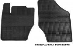 Коврики в салон передние для Mercedes S-class W220 '98-05 резиновые (Stingray)