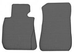 Коврики в салон передние для BMW 1 E87 '04-12 резиновые (Stingray)