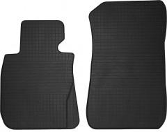 Коврики в салон передние для BMW X1 E84 '09- резиновые (Stingray)