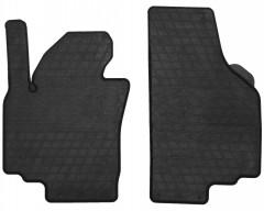 Коврики в салон передние для Skoda Yeti '09-17 резиновые (Stingray)