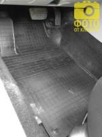 Коврики в салон передние для Subaru Forester '03-08 резиновые (Stingray)