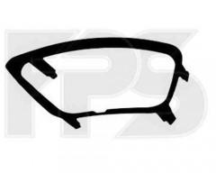 Рамка противотуманной фары для Ford Focus I '99-04 правая (FPS)