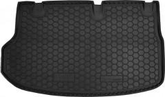 Коврик в багажник для Hyundai H-1 '07-, резиновый (AVTO-Gumm)