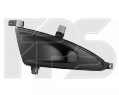 Решетка в бампер для Hyundai Elantra HD '06-10, левая (OE)