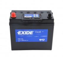 Автомобильный аккумулятор Exide Excell 45 Ah