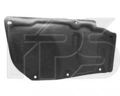 Защита двигателя пластиковая Toyota Auris '06-12, правая, боковая (FPS)
