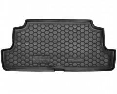 Коврик в багажник для Lada (Ваз) Niva 2131 '01-06 Тайга, резиновый (AVTO-Gumm)
