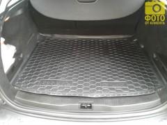 Фото 7 - Коврик в багажник для Renault Megane 3 '08-16 универсал, резиновый (AVTO-Gumm)