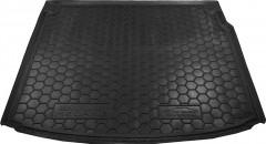 Фото 2 - Коврик в багажник для Renault Megane 3 '08-16 универсал, резиновый (AVTO-Gumm)