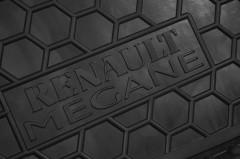 Фото 4 - Коврик в багажник для Renault Megane 3 '08-16 универсал, резиновый (AVTO-Gumm)