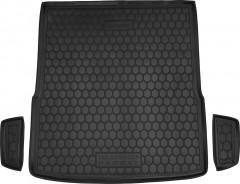 Коврик в багажник для Volkswagen Passat B7 '10-14 универсал, резиновый (AVTO-Gumm)
