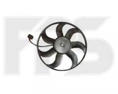 Вентилятор радиатора для Seat/Skoda, без кожуха (FPS) FP 74 W367