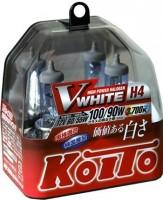 Автомобильная лампочка Koito VWhite H4 12V kt p0746w (комплект: 2 шт)