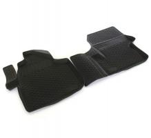 Коврики в салон для Mercedes Sprinter '06- полиуретановые, черные (L.Locker) передние