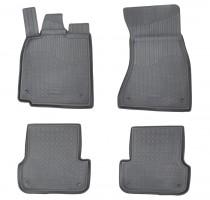 Коврики в салон для Audi A7 '10-, полиуретановые, черные (Nor-Plast)