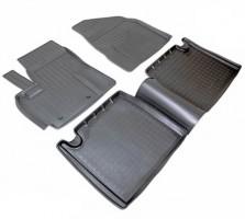 Коврики в салон для Lifan X60 '11-, полиуретановые, черные (Nor-Plast)