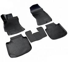 Коврики в салон для Subaru Outback '15-, полиуретановые, черные (Nor-Plast)