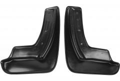Фото 2 - Брызговики задние для Volkswagen Golf VII '12- хетчбэк (Lada Locker)