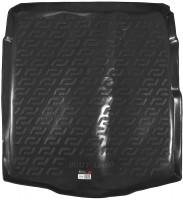 Коврик в багажник для Volkswagen Passat B8 '15- седан, резино/пластиковый (Lada Locker)
