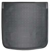 Коврик в багажник для Audi A5 '07-, полиуретановый черный (Nor-Plast)