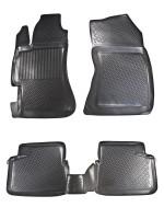 Коврики в салон для Subaru Impreza '07-12 полиуретановые (L.Locker)