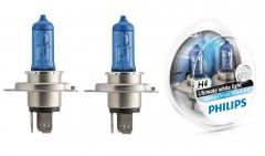Автомобильные лампочки Philips DiamondVision H4 60/55W 12V (Комплект: 2шт.)