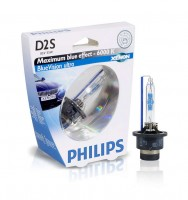 Автомобильная лампочка Philips Xenon BlueVision ultra D2S 35W 85V