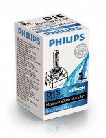 Автомобильная лампочка Philips Xenon BlueVision ultra D1S 35W 85V