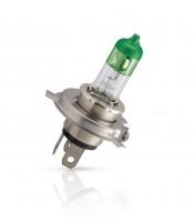 Фото 2 - Автомобильные лампочки Philips ColorVision Green H4 60/55W 12V (Комплект: 2шт.)
