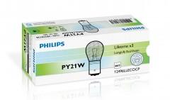 Автомобильная лампочка Philips LongLife EcoVision PY21W 21W 12V
