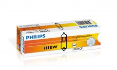 Автомобильная лампочка Philips Standard Vision H10W 10W 12V