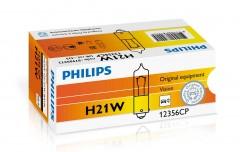 Автомобильная лампочка Philips Standard Vision H21W 21W 12V
