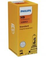 Автомобильная лампочка Philips Standard Vision H9 65W 12V