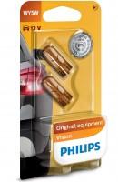 Автомобильные лампочки Philips Vision WY5W 5W 12V (Комплект: 2шт.)