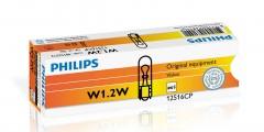 Автомобильная лампочка Philips Standard Vision W1,2W 1,2W 12V