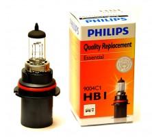 Автомобильная лампочка Philips Standard Vision HB1 65/45W 12V